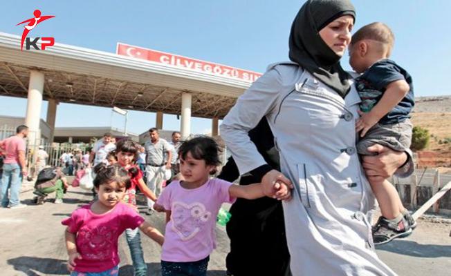 Suriyelilere 13 Haneli Kimlik Önerisi