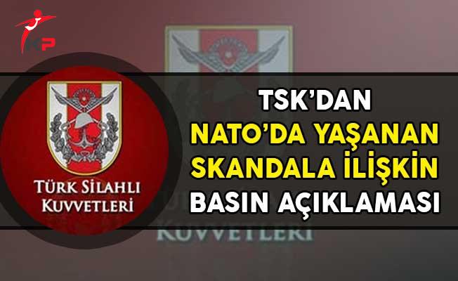 TSK'dan Özür Dileme Konusuna İlişkin Açıklama!