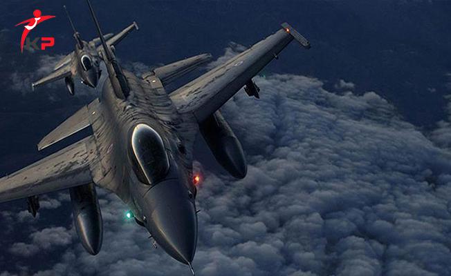 Tük Silahlı Kuvvetleri (TSK) Asos'a Bomba Yağdırdı