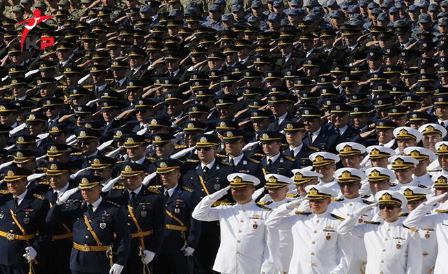 Türk Silahlı Kuvvetlerinden (TSK) İhraç Edilen Personel Sayısı Açıklandı