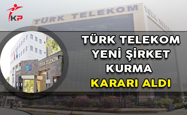 Türk Telekom Risk Sermayesi Şirketi Kuruyor