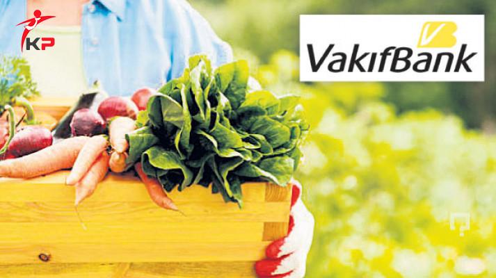 VakıfBank'tan Organik Kredi