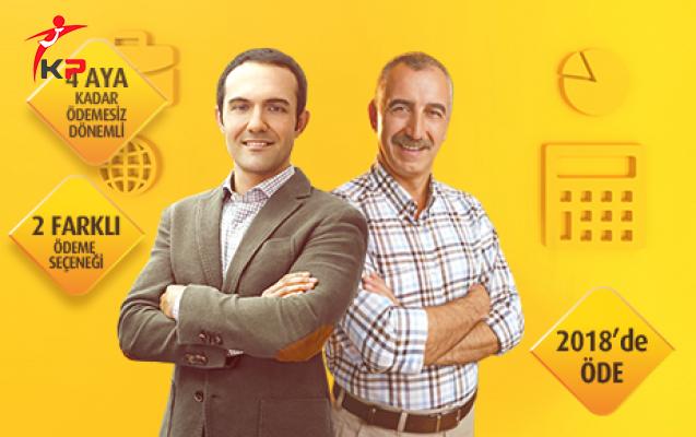 VakıfBank'tan KOBİ'lere Şimdi Al 2018'de Öde Kredisi