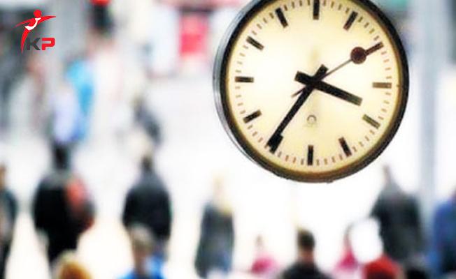 Yaz Saati Uygulamasına İlişkin Düzenlemeler Meclisten Geçti