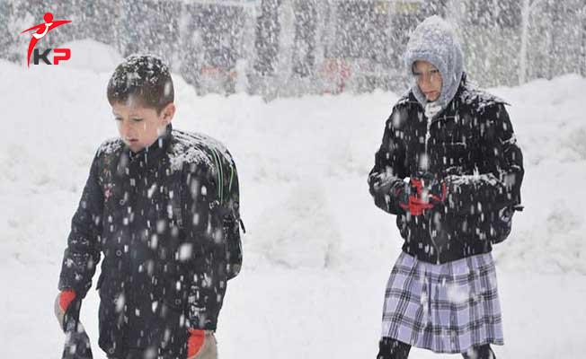 Yılın İlk Kar Tatili Haberi Geldi!