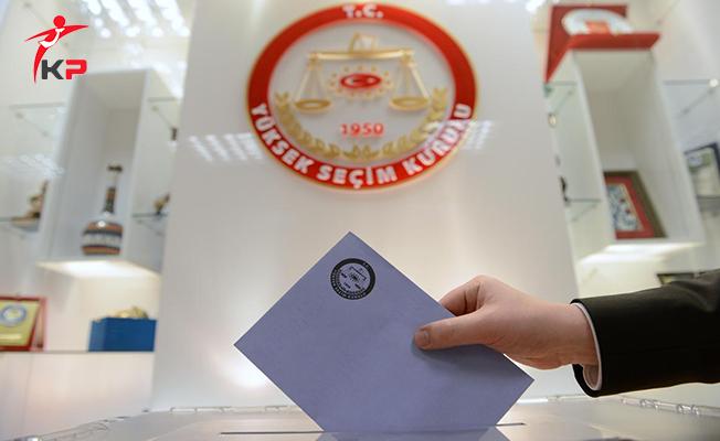 YSK'nın Yapısını Değiştirecek Teklif AK Parti Tarafından TBMM Başkanlığına Sunuldu