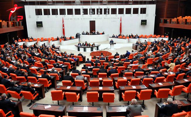 AK Parti, CHP, HDP ve MHP TBMM'de Kudüs Konusunda Ortak Bildiri Yayımladı!