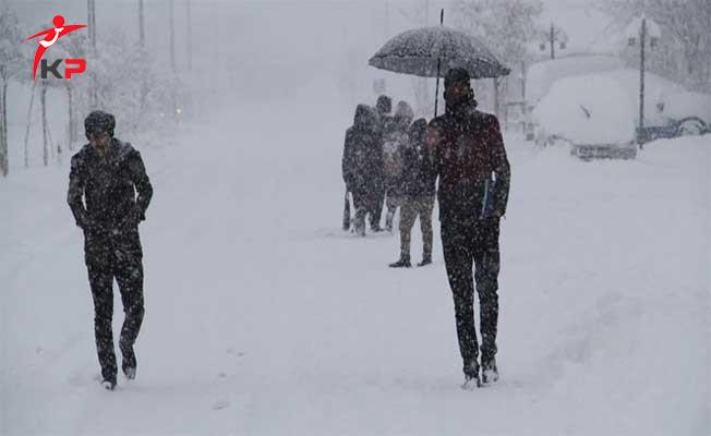 Ankaralılar Dikkat! Meteoroloji Kar Yağışı Uyarısında Bulundu