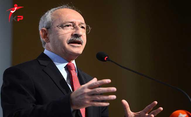 CHP Lideri Kılıçdaroğlu'ndan BM'nin Kudüs Oylaması Hakkında Açıklama