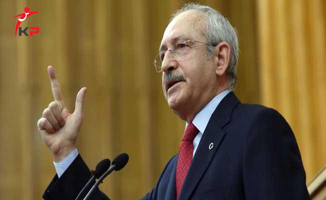 CHP Lideri Kılıçdaroğlu ve Ailesinin Mal Varlığı Hakkında Soru Önergesi Verildi