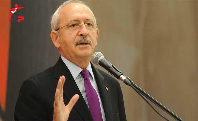 CHP Lideri Kılıçdaroğlu'ndan Başbakan Yıldırım'a Çağrı