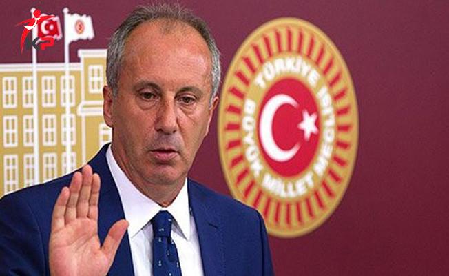 CHP Milletvekili İnce'den Cumhurbaşkanı Erdoğan'a Para Eleştirisi