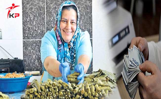 Devletten Ev Hanımlarına 15 Bin TL Destek Veriliyor