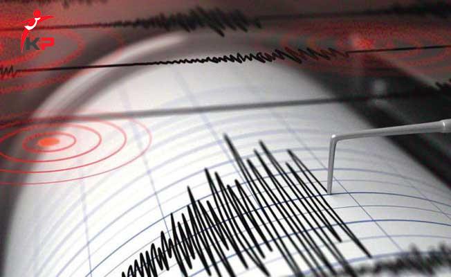 Ege'de ve Gaziantep'te Korkutan Deprem