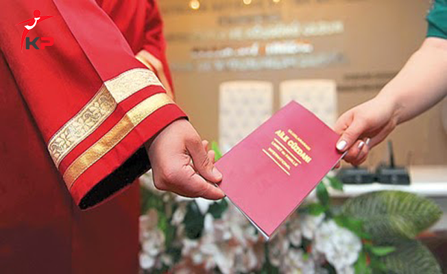 Evlendirme Yönetmelik Değişikliği Resmi Gazete'de Yayımlandı
