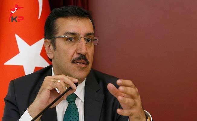 Gümrük Bakanı Tüfenkci'den Reza Zarrab Açıklaması