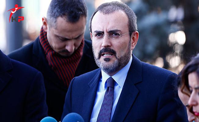 İddia Edilen Belgelere AK Parti'den İlk Yanıt