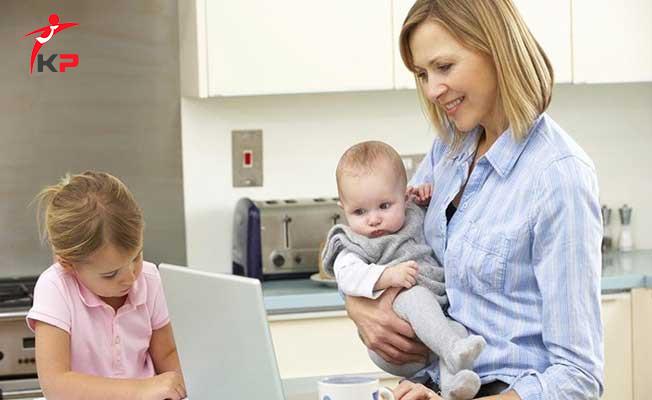 İş Başı Eğitim Programları ile Çalışan Annelere Aylık 400 TL Çocuk Yardımı Verilecek