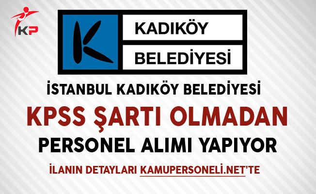 Kadıköy Belediyesi Sözleşmeli Personel Alımı Başvurularında Son Gün