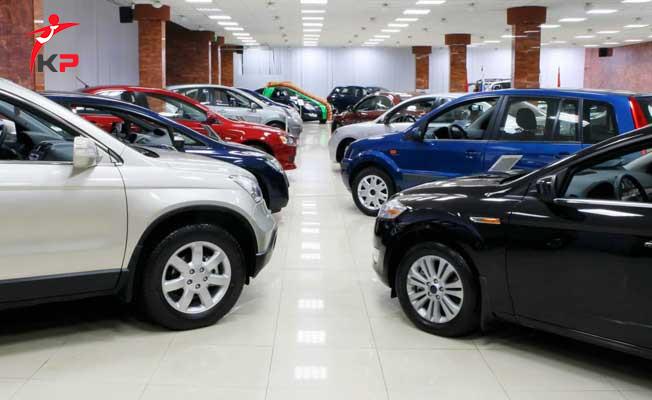 Kasım Ayı Otomobil Satışları Düşüşe Geçti