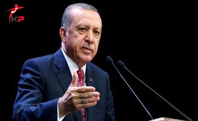 Lozan Antlaşmasına İlişkin Cumhurbaşkanı Erdoğan'dan Önemli Açıklama