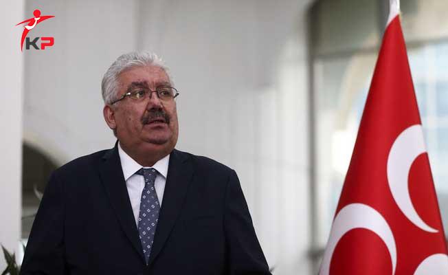 MHP'den Bir Seçim İttifakı Açıklaması Daha Geldi!