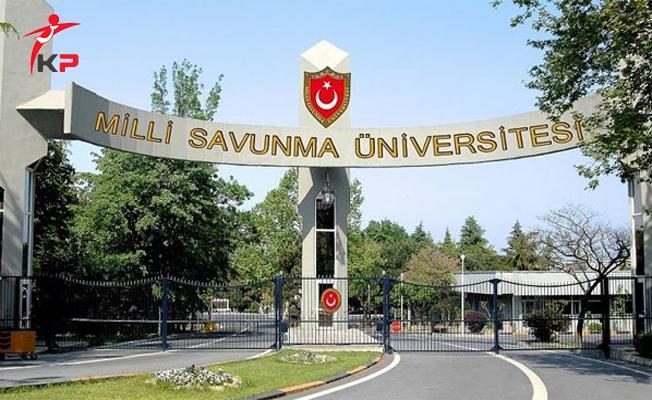 Milli Savunma Üniversitesi Akademik Personel Seçme, Atama Yönetmeliği Yayımlandı