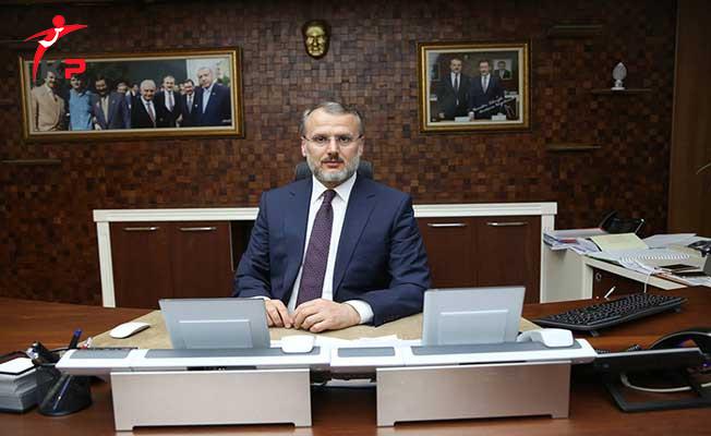 Mustafa Tuna ASKİ Genel Müdürlüğü Görevinde Değişiklik Yaptı