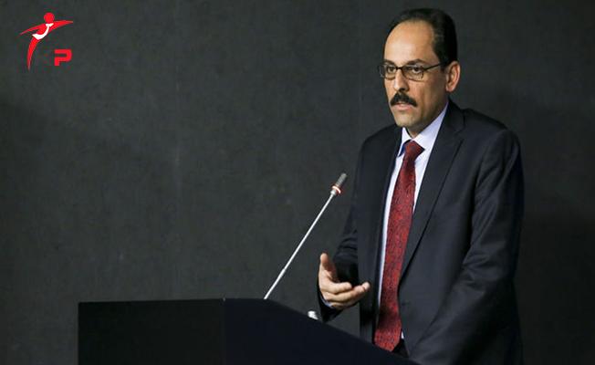 Pentagon'un Türkiye Açıklaması Hakkında Cumhurbaşkanlığı Sözcüsü Kalın'dan Değerlendirme