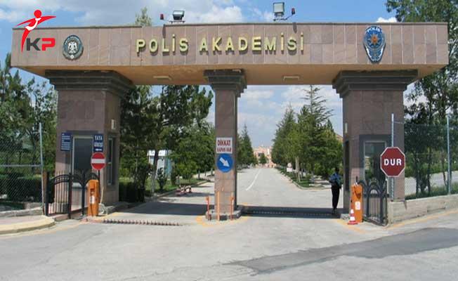 Polis Akademisi Doktora Yeterlik Sınav Sonuçlarını Açıkladı
