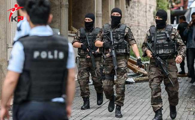Son Bir Haftada 1.187 Operasyonda 4 Bin 657 Kişi Gözaltına Alındı
