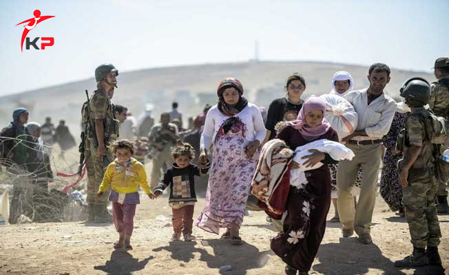 Suriyeliler İçin Son Beş Yılda 34 Milyar Dolar Harcandı