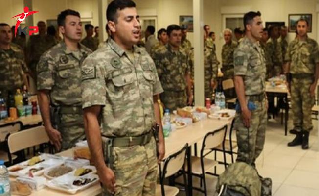 Türk Silahlı Kuvvetleri'ndeki Yemek Duasında Değişiklik Yapıldı