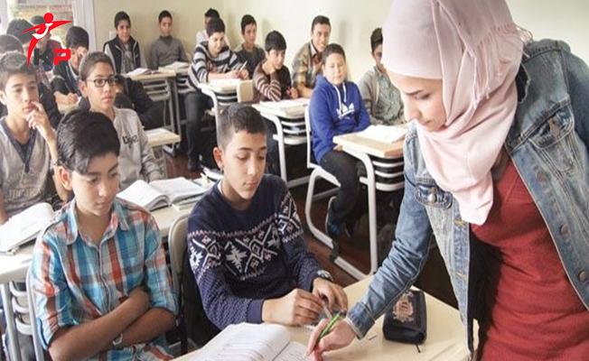 Türkiye'de 970 Bin Eğitim Çağında Suriyeli Çocuk Var