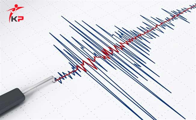 Türkiye İran Sınırın'da Korkutan Deprem