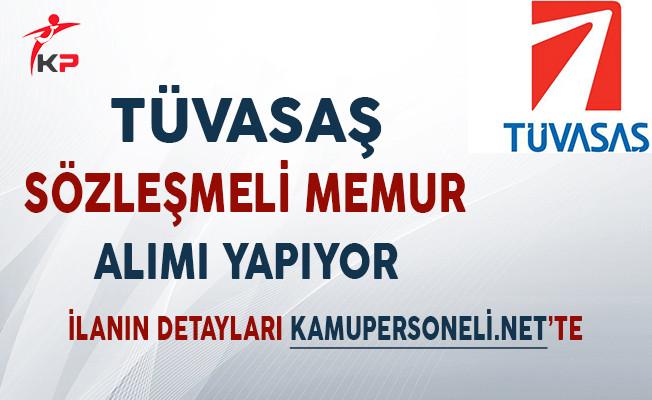 TÜVASAŞ Milli Tren Projesi Kapsamında Sözleşmeli Memur Alıyor!