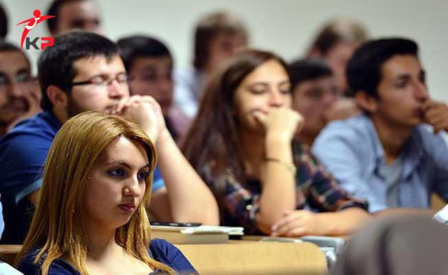 Üniversite Öğrencilerine Çevre Bakanlığından 450 TL Burs Verilecek