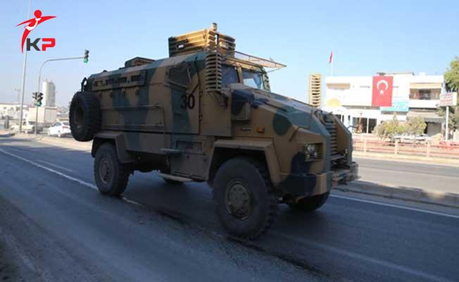 Zırhlı Askeri Araç Devrildi: Yaralı Askerlerimiz Var