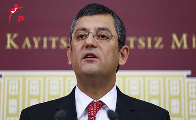 CHP Grup Başkanvekili Özel'den MHP Lideri Bahçeliye 'Patron Çıldırdı' Benzetmesi