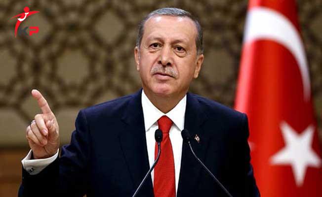 Cumhurbaşkanı Erdoğan'dan 'Yüzde 7.4'lük Büyüme Oranıyla Rekor Kırdık' Açıklaması