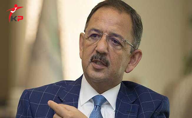 İmar Affı Çıkacak Mı? Çevre Bakanı Mehmet Özhaseki Açıkladı