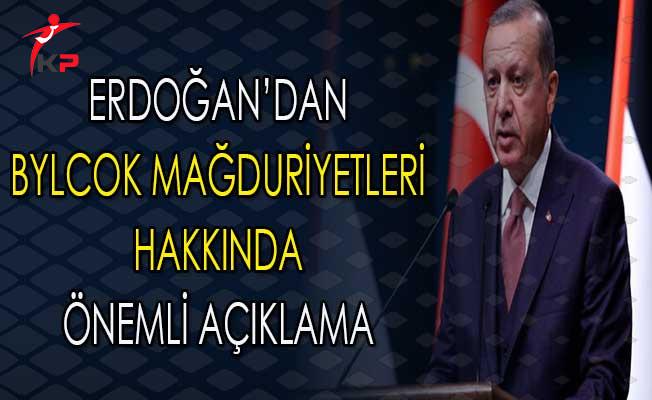 Mor Beyin İle ByLock Mağduriyetleri Hakkında Cumhurbaşkanı Erdoğan'dan Açıklama