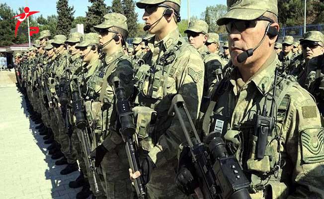 Türk Silahlı Kuvvetleri (TSK) 43 Bin Personel Alımı Kadro Dağılımı