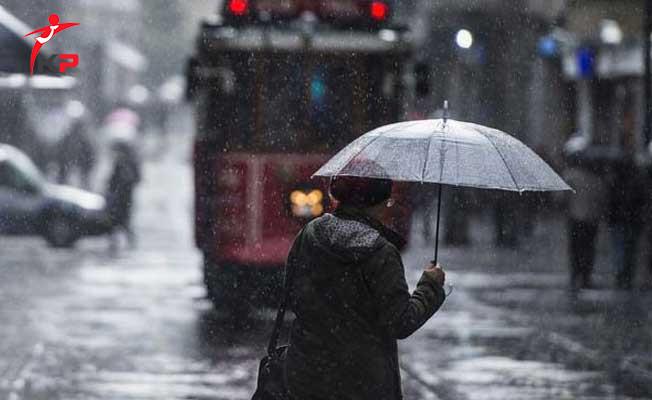 Yoğun Sağanak Yağış Nedeniyle Okullar Tatil Edildi