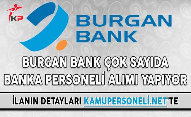 Burgan Bank Çok Sayıda Banka Personeli Alımı Yapıyor