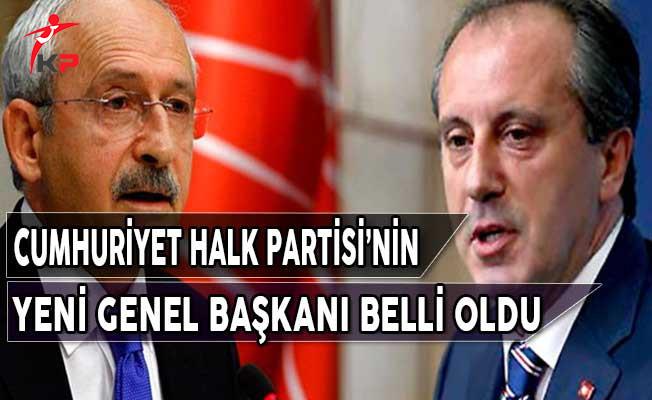 CHP'nin Yeni Genel Başkanı Belli Oldu!