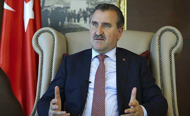 """Bakan Osman Aşkın Bak: ''Türkiye Bitti Demeden Bitmez"""""""