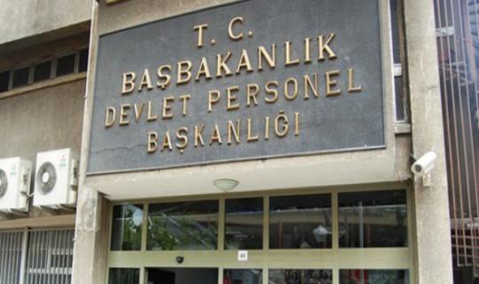 Devlet Personel Başkanlığı Taşeron İşçi Sınav Sonuçlarını Açıkladı