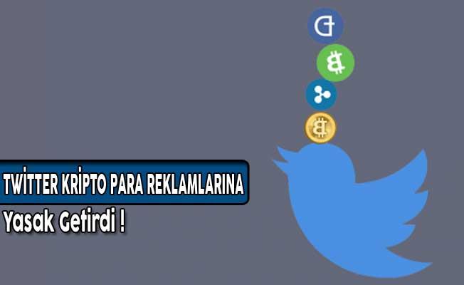 Twitter Kripto Para Reklamlarına Yasak Getirdi!