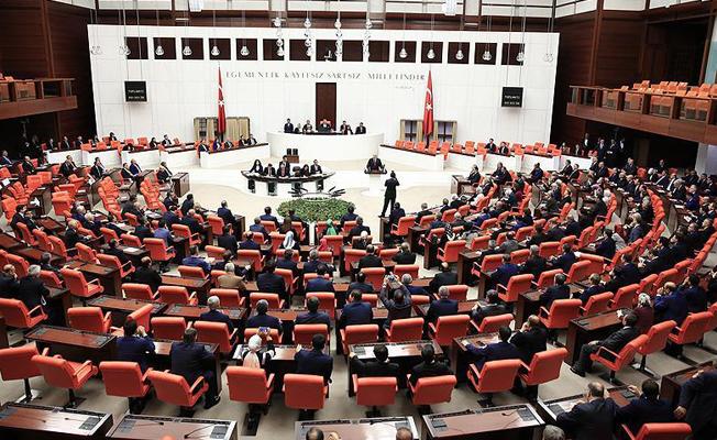 24 Haziran Seçimlerinde Uygulanacak Uyum Düzenlemeleri Meclis Genel Kurulu'nda Kabul Edildi